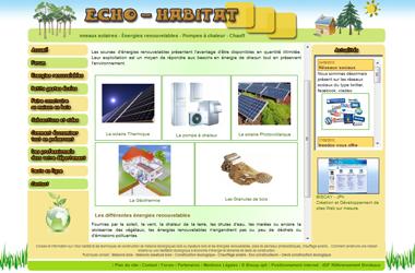 Echo Habitat