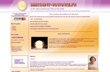 Discount Voyance