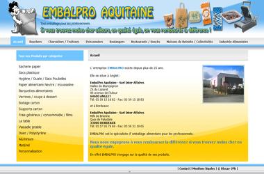 Emballpro Aquitaine