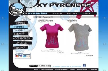 Oxy Pyrénées