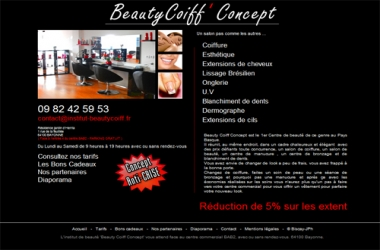 Beauty Coiff Concept