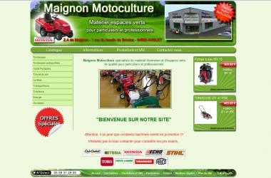 http://www.maignon-motoculture.com/