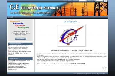 CE Eiffage Energie Sud Ouest