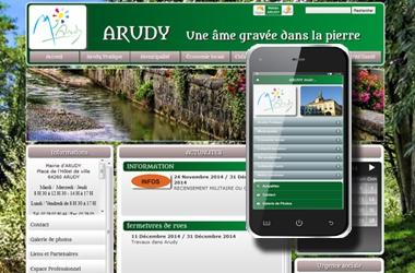 Mairie d'Arudy
