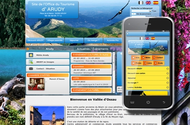 http://www.arudy-tourisme.fr