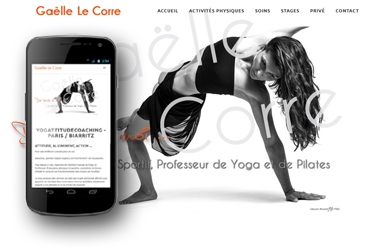Coach sportif - Yoga et Pilates