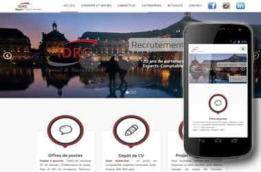 IDRC Recrutement
