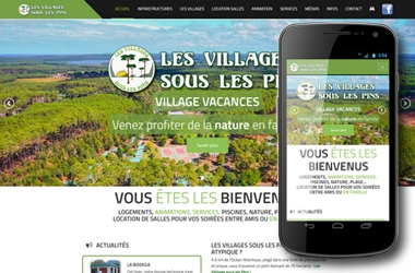http://www.villagesouslespins.fr/