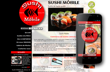 Sushi Mobile
